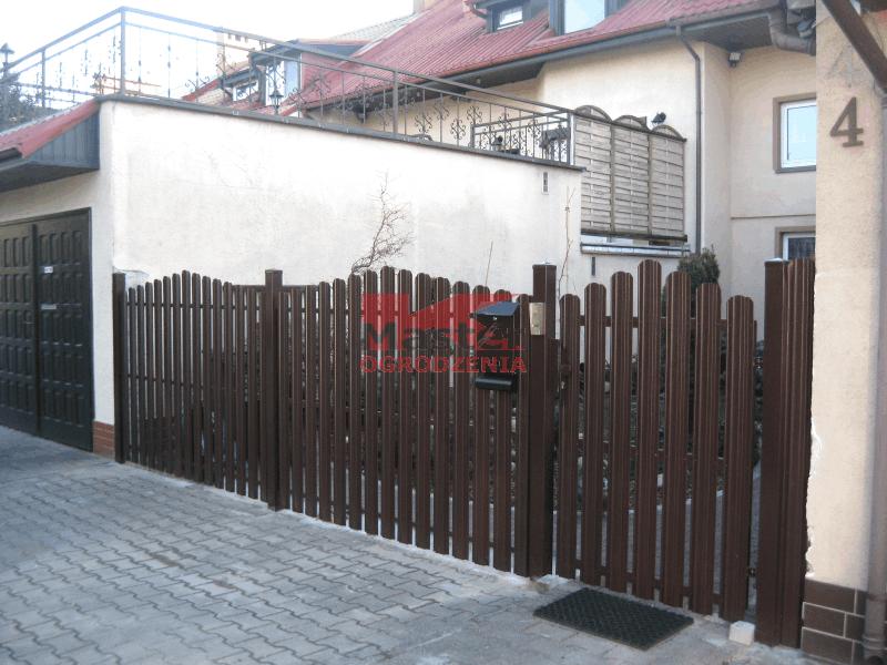 Galeria Ogrodzenia Sztachetowe Master K Ogrodzenia Wroclaw Bramy